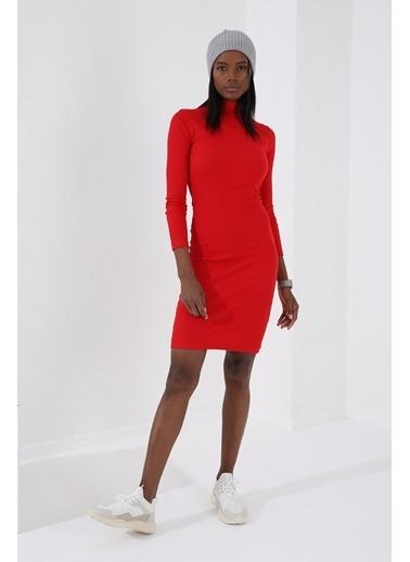 Tommy Life Elbise Kırmızı